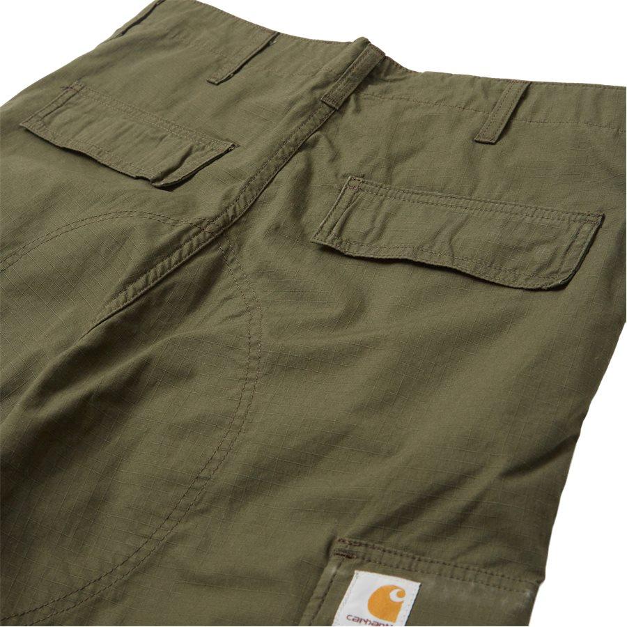 REGULAR CARGO PANT-I015875 - Cargo Pants - Bukser - Regular - CYPRESS RINSED - 3
